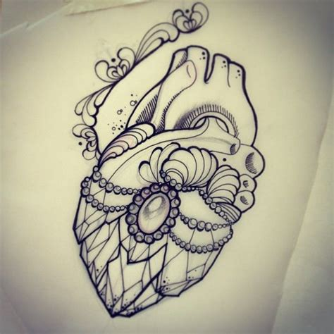 tattooed heart tumblr 1000 images about i n k m e t a l on pinterest ouija