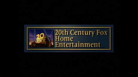 20th century fox home entertainment 1995 logo 60fps