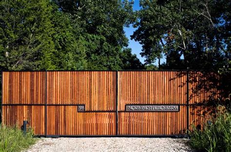 understanding how to choose the right fence for your garden wood fence designs ideas home