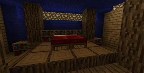 bedroom in minecraft master bedroom w lightswtich minecraft project
