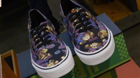 Harga Vans Nintendo Di Indonesia vans gandeng nintendo hadirkan lini produk fashion