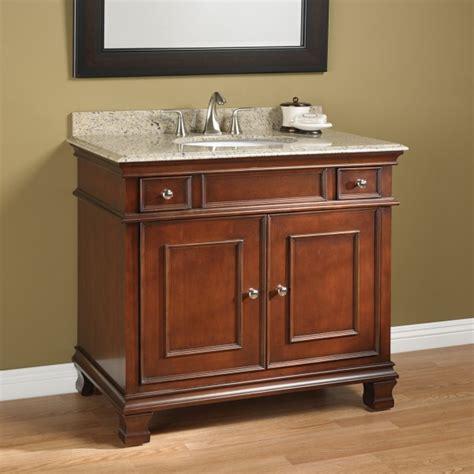 manhattan 36 quot single sink vanity mission hills furniture