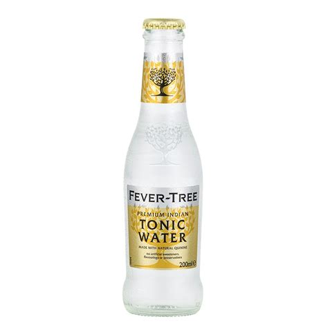 Fever Tree Tonic Water 24x 200ml : Buy Cheap Price Online UK