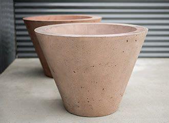 17 best images about planter pots on concrete