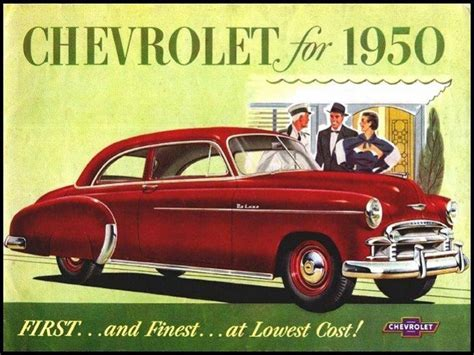 vintage cars 1950s vintage ads great car ads from the past