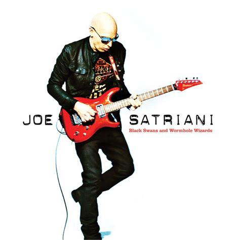 Joe Satriani 4 joe satriani news