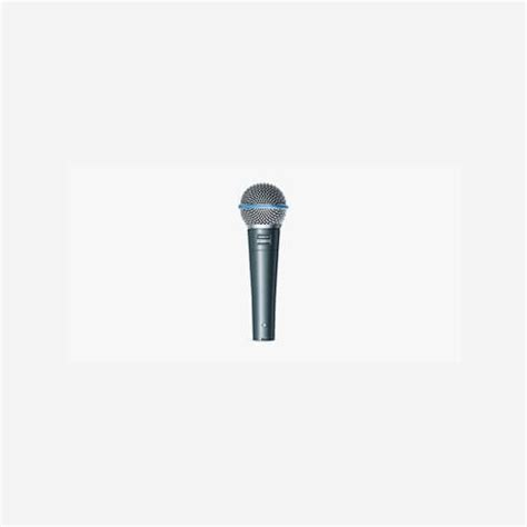Shure Microhpone Beta 58a Suara Mantap The Vocal buy shure vocal microphone beta 58a dubai uae adawliah electronic appliances