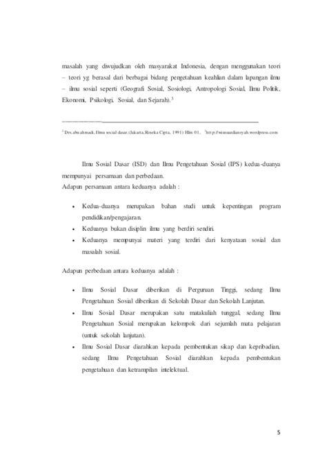 Ilmu Alamiah Dasar By Drs Abu Ahmadi tugas ilmu sosial dasar 1