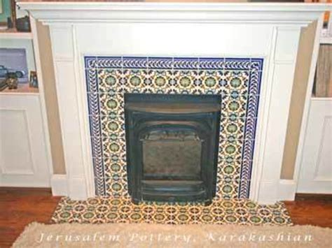 Ceramic Tile Fireplace by Ceramic Tile Layout Ideas Design Bookmark 18782
