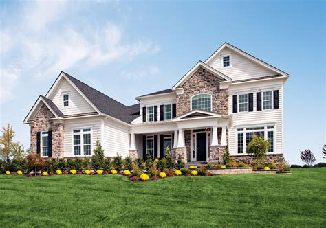 new castle de new homes master planned community high