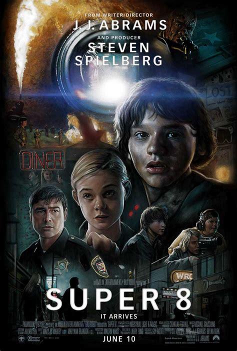 se filmer the x files gratis drew struzan super 8 poster through the shattered lens