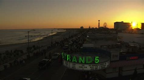 ocean city maryland boardwalk / ocean city / new jersey