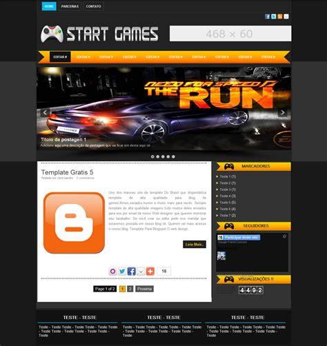 templates blogger editaveis template edit 225 vel para blog de games fatality design