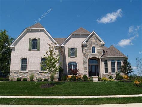 White House De 5668 nouveau 224 deux 233 tages blanc brique et maison avec