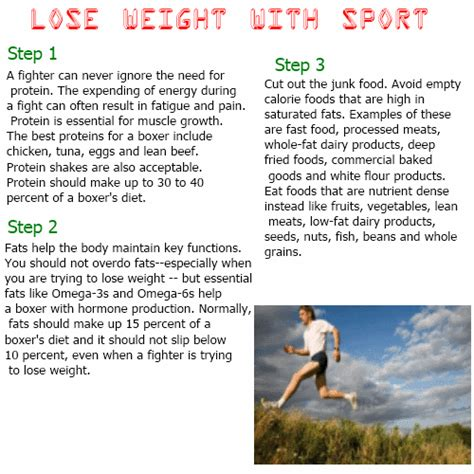 How To Lose Weight With Sports by Chose1ofbest Lose Weight With Sport The Best Way To