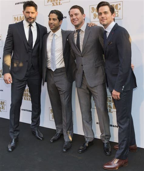 behold the dutch magic mike magic mike xxl amsterdam premiere fashionsizzle