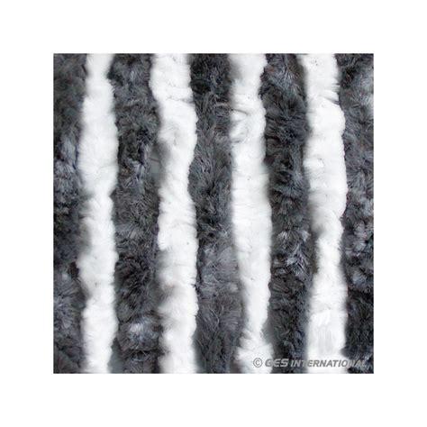 tende ciniglia tenda ciniglia bianco grigio 56x200