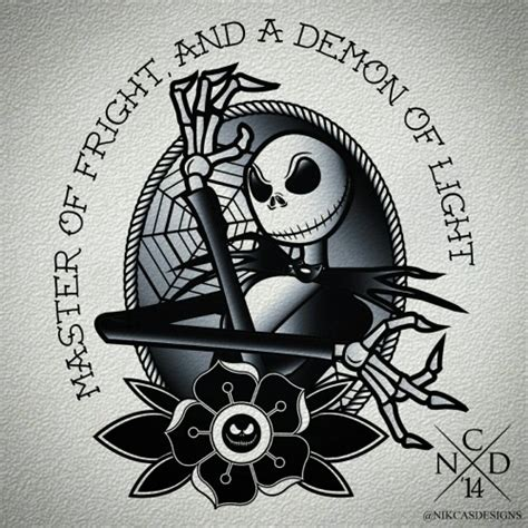 jack skellington tattoo designs tumblr neaixujhfy1sjbxzvo1 500 jpg