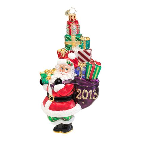 2013 dated christmas ornaments radko ornaments dated ornament a jolly year