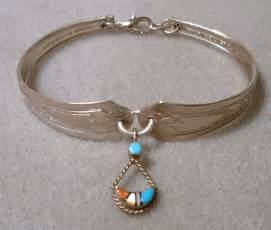 Spoon Bracelet From Recycled Materials Ornamento