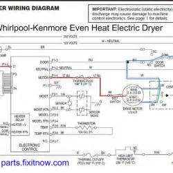whirlpool gas dryer wiring diagram wiring diagram and