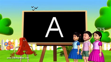 Free Download Abcd Nursery Rhymes alphabet songs phonics songs abc song for children