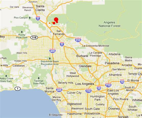 map of los angeles area 26 greater los angeles area map swimnova