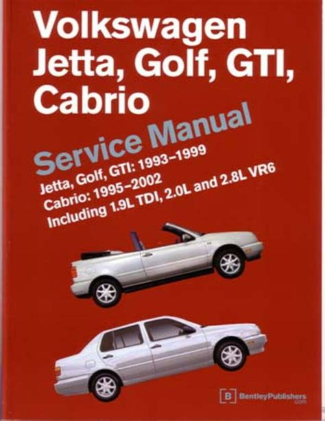 auto repair manual online 1998 volkswagen jetta electronic toll collection 1993 2002 2001 vw cabrio golf jetta gti shop service repair manual ebay