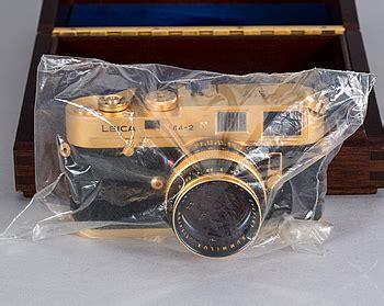 Kamera Leica M4 2 kamera leica m4 2 quot oskar bernack quot guldpl 228 terad 24 k