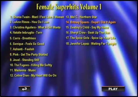 Dvd Karaoke Ktv karaoke superstar dvds 800 top karaoke songs on 4 dvds