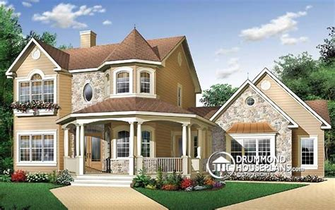 Ceo Office Floor Plan by Plan Of The Week Quot A Country Cottage With An American