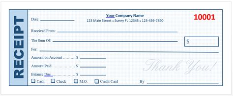receipt book template illustrator how to design a receipt