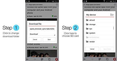 android save to sd card 3 useful tips to surf more effectively with opera mini for android
