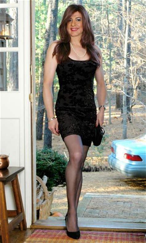 Dress Black Onde Mtf Non Crossdressers T Gurls 2