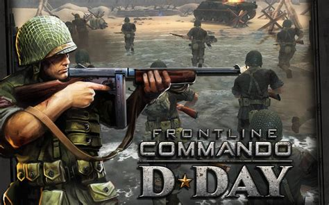 frontline commando d day apk v3 0 4 mod free shopping for android apklevel - D Day Apk