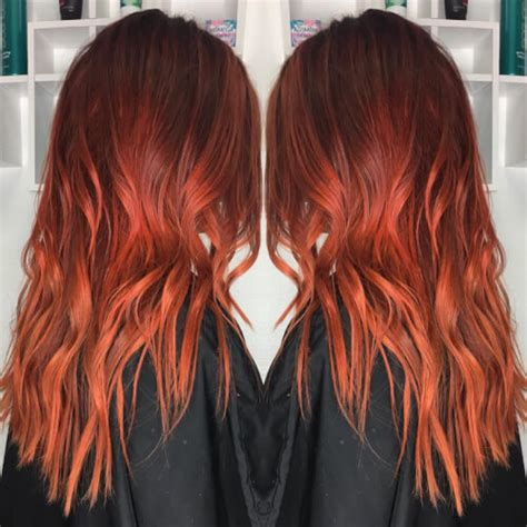 bright red hair dye over the counter red hair colorist chicago red color hair www pixshark com