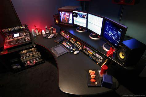 Pro Edit Desk by Tbc Crossfire X K3 Non Linear Editing Console Adobe