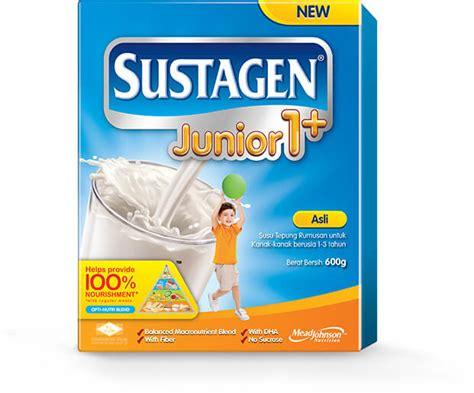Sustagen Junior 1 Rasa Vanila Untuk Usia 1 3tahun 1200gr sustagen junior 1 sustagen