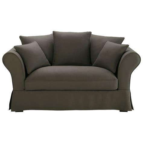 divano roma maison du monde divano in lino color grigio tortora 2 3 posti roma