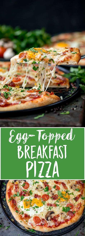Brunch The Weekend Treat by Breakfast Pizza A Weekend Breakfast Treat Nicky S