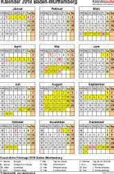 Kalender 2018 Fasching Baden W Rttemberg Kalender 2018 Mit Feiertagen Bw 28 Images Ferien Baden