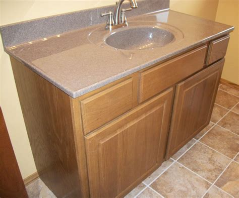 Stand Alone Vanity Stand Alone Oak Vanity Eagle Cabinets
