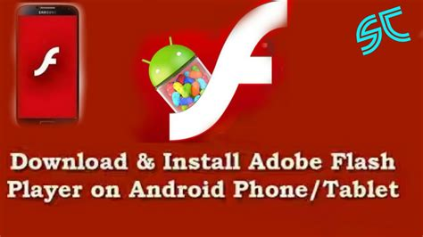 how to install flash player on android how to install flash player on android device