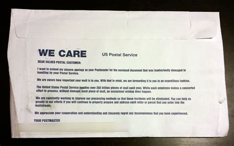 Post Office Lost Package by Sorry Your Card Is Now Evidence In A Postal