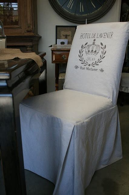 Make Happy Dining Chair Slipcovers by Reloved Rubbish Happy New Year And My Favorite Projects