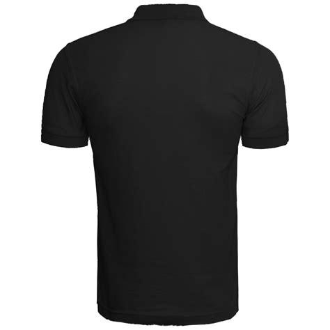 Hoodie Polos Plain Hitam Zem Clothing 1 new mens plain polo shirt sleeve top golf t shirt tees pique sizes s ebay
