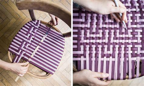 come impagliare sedie tessitura fai da te crea l intreccio per la sedia