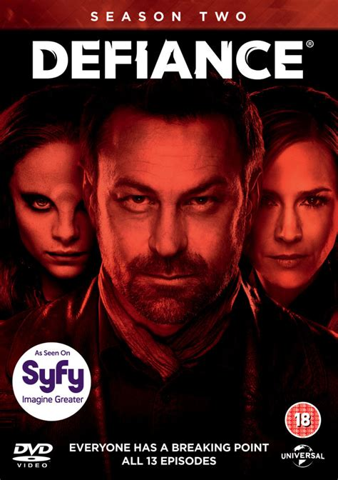 hello defiant the hound of endtown volume 2 books defiance season 2 dvd zavvi
