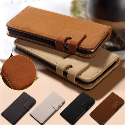 Dicodes Leather Cover No 6 aliexpress buy soft feel leather for iphone 6 plus wallet with card slot flip cover