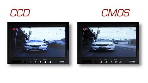 is cmos better than ccd ccd vs cmos cameras on rear view parking